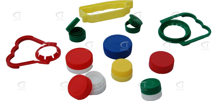 PLASTIC BOTTLE CLOSURES - CAPTEL INTERNATIONAL PVT LTD